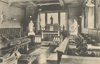 The Chapel of 1921