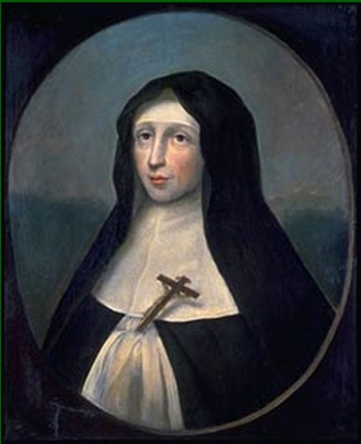 Catharine de St. Augustin (1632-1638) - beatified in 1989