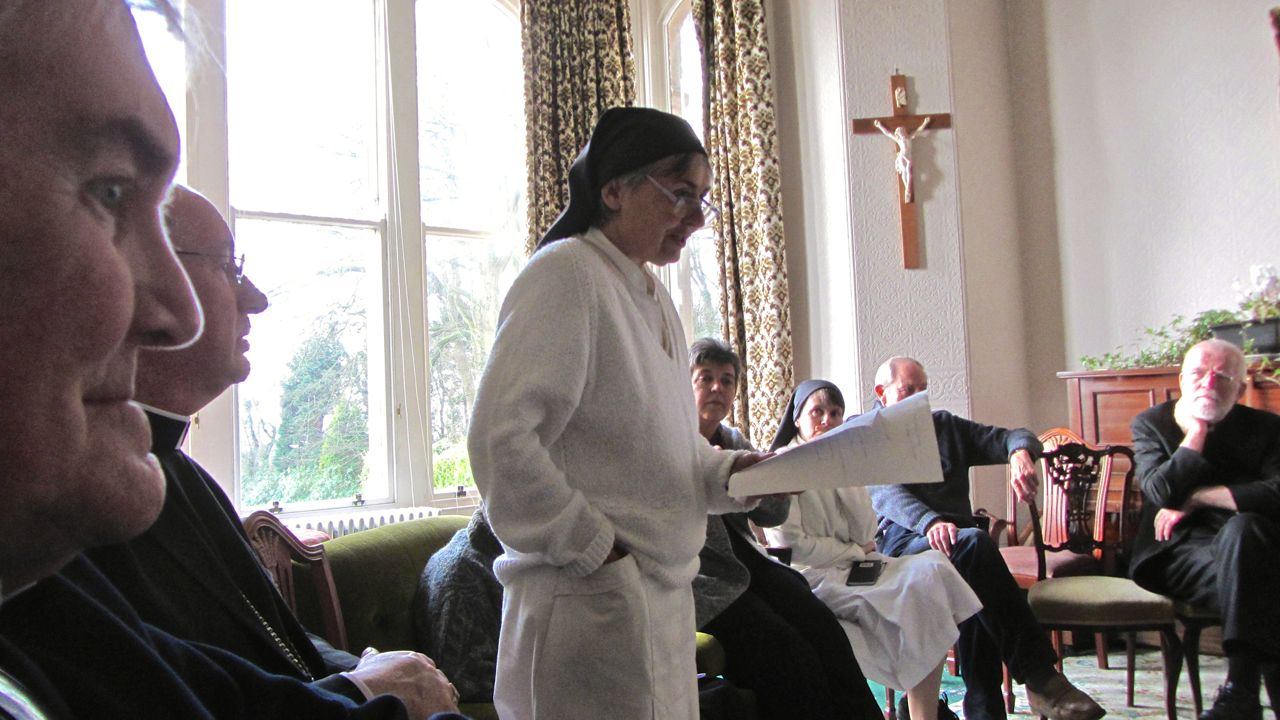 Health & Salvation with Sister Margaret