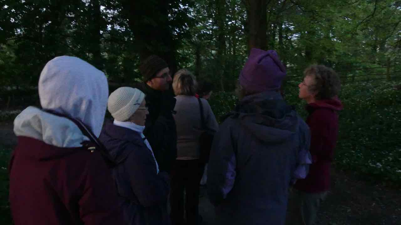 Dawn chorus walk 5am