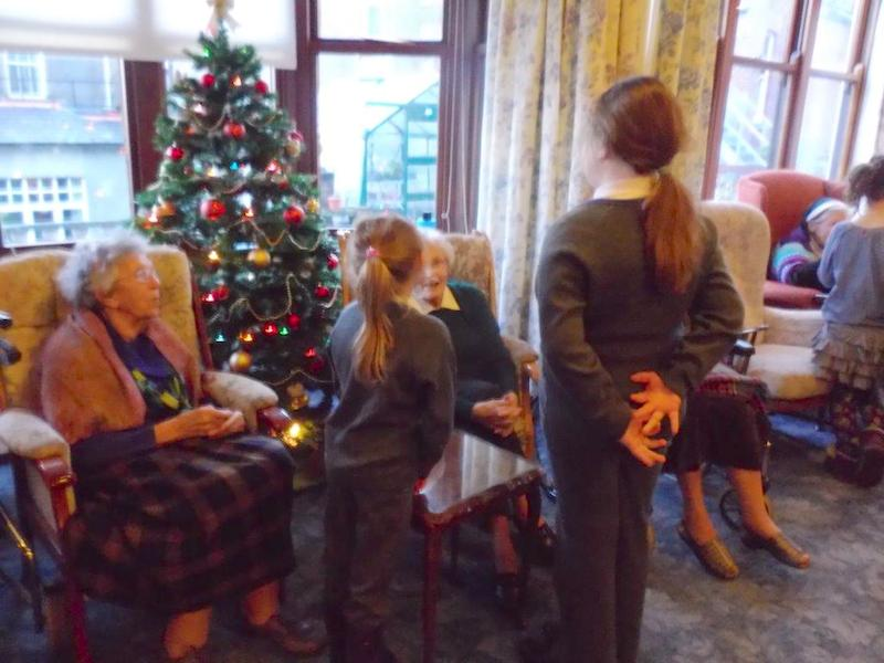 Allithwaite School And Residents