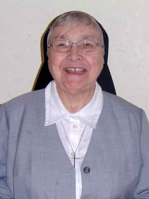Sr Nicole from Quebec