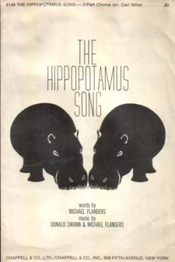 The Hippopotamus Song