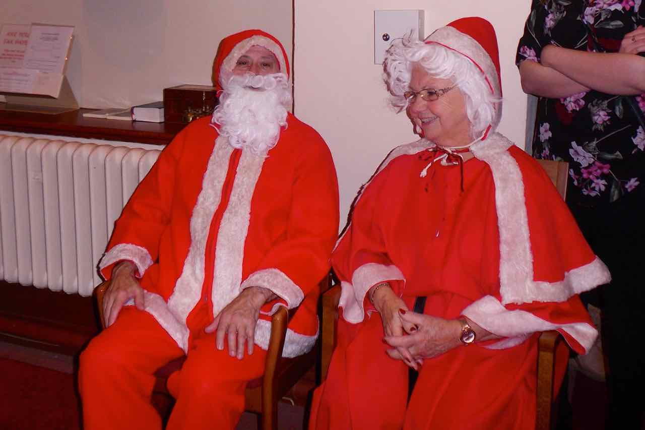 Father & Mother Christmas