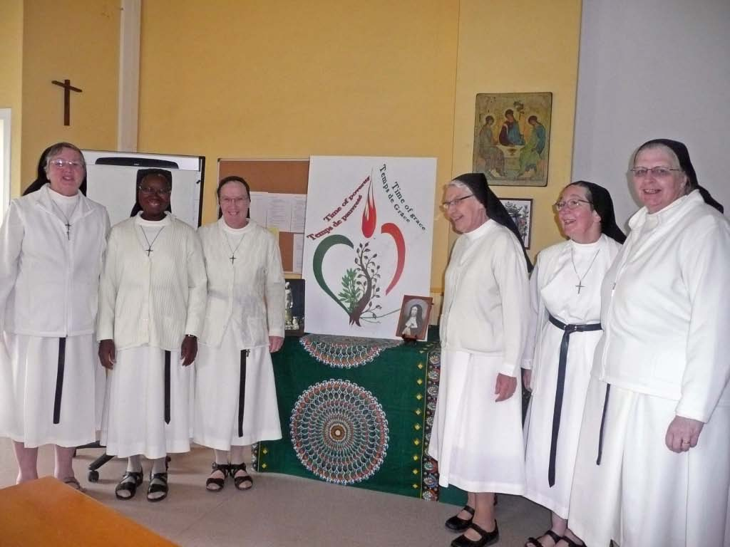 Sr Clemence With New Gen Council