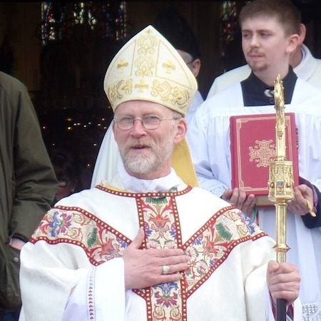Bishop Paul Swarbrick